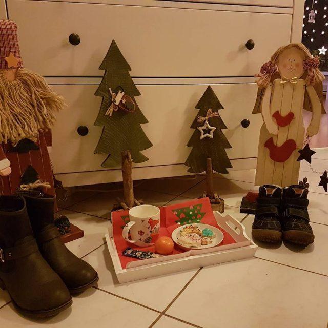 Fertig  Nun kann der Nikolaus kommen Pssssstich freue michhellip